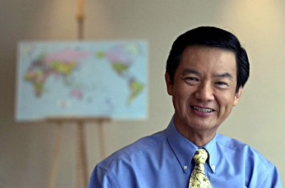 Dr Yeo Ning Hong, chairman of PSA Corporation.